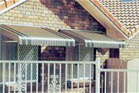 uniline tru-steel canopy awnings