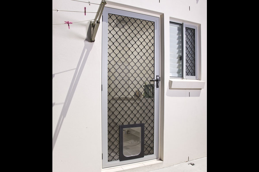Security Door Gallery