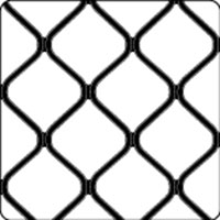 diamond security screen mesh