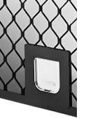 diamond security screen hopper hatch