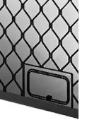 diamond security screen porthole